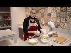 Pão de Ló de Água Quente - Super Fácil - Isamara Amâncio - YouTube