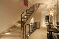 Staircase Lighting Design by John Cullen Lighting