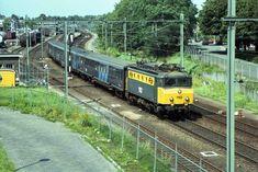 www.sporen-met-rob.n Station To Station, Dutch, Diesel, Electric Train, Van, Rest, Historia, Nostalgia, Diesel Fuel