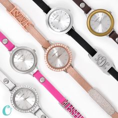 1…2…3…4…countless ways to wear + more! #Watches #OrigamiOwl #Fall2015  www.francesmurphy.origamiowl.com