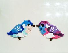 Birds perler beads by sminkle