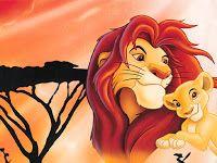 Dibujos de El Rey León para Imprimir y Colorear