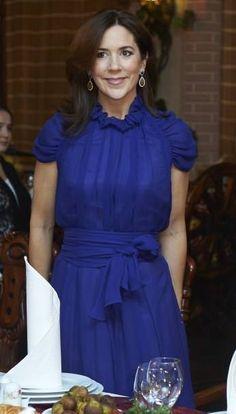 Crown Princess Mary of Denmark - 2014