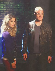 Arrow - Oliver & Felicity - Perfect pair - Olicity