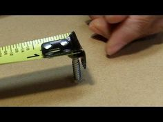 Bet You Didn't Know These Tape Measure Features Actually Serve A BRILLIANT Purpose, Especially The Last One!