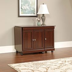 Sauder Sewing and Craft Table, Multiple Finishes (Walmart, $99.98 ...