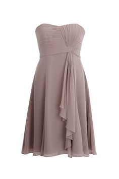 bridesmaid dress.like the color and style but would want it long