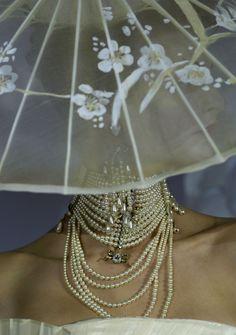 glamandvanity:    Christian Dior Haute Couture S/S 2007