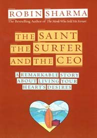 Looks super good to read. Must check this out soon. Robinsharma > The Saint The Surfer And The CEO