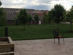 Our Commercial Lawn Care Work