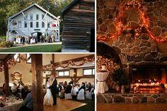 Rustic Wedding, Barn Wedding in New Hampshire at Christmas Farm Inn