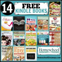 14 Free Kindle Books 10/7/14 — Christian Fiction, Best Pizza, Bacon, Smoothies, Gluten-Free, Etsy with Pinterest, Make Money Blogging and More!