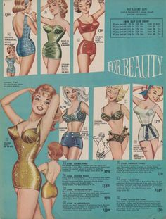 Frederick's of Hollywood catalog, 1963