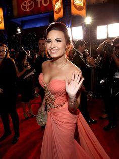 beautiful dress, Demi Lovato