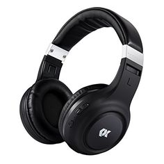 cool Proxelle SH04B Over Ear Bluetooth Headphone with Mic, Headset for Gaming TV PC Volume Control