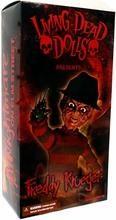 I found 'Mezco Toyz Nightmare On Elm Street Living Dead Dolls Freddy Krueger [1984 Version]' on Wish, check it out!
