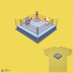 Let's fight! on Threadless