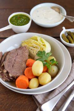 Pot au feu: The 10 Most Popular French Recipes. http://foodmenuideas.blogspot.com/2014/06/the-10-most-popular-french-recipes.html
