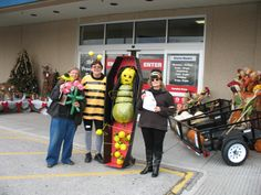 These gardeners in Windsor, Canada swarmed Lowe's to urge the retailer to stop selling bee-killing pesticides and plants pre-treated with the chemicals.