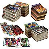 #5: 600 NBA Basketball Cards Including Rookies Many Stars & Hall-of-famers cards of players such as Gary Payton  Michael Jordan Tim Duncan Charles Barkley David RobinsonMagic Johnson Shaquille O'Neal and many more. Ships in New White Box Perfect for Gift Giving. Includes Unopened Pack of Vintage Basketball Cards and a Michael Jordan card ! http://ift.tt/2cmJ2tB https://youtu.be/3A2NV6jAuzc