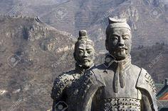 601180-Soldat-de-chiffres-et-de-chevaux-en-terre-cuite-Chine--Banque-d'images.jpg (1300×866)