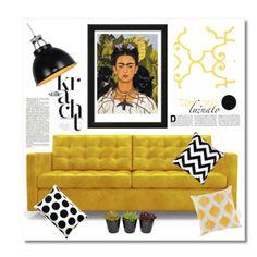 Frida at my home... by gul07