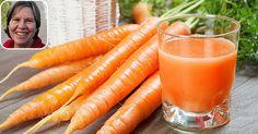 Ann: »Ich möchte betonen, dass der tägliche Karottensaft die einzige Veränderung in meinem Leben war – und natürlich war ich dankbar für die Gebete und die gute Energie von Freunden...