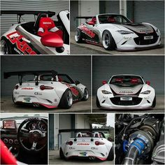 Mazda Miata Parts and Accessories - TopMiata Sport Cars, Race Cars, Mx5 Nd, Mazda Miata, Miata Car, Mazda Roadster, Car Tuning, Japanese Cars, Jdm Cars