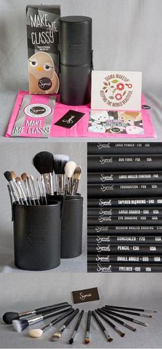 Sigma brush set- I would LOVE to own sigma brushes