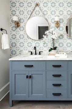 Bathroom Sink Vanity, Bathroom Kids, Bathroom Renos, Laundry In Bathroom, Basement Bathroom, Bathroom Colors, Bathroom Interior, Small Bathroom, Master Bathroom