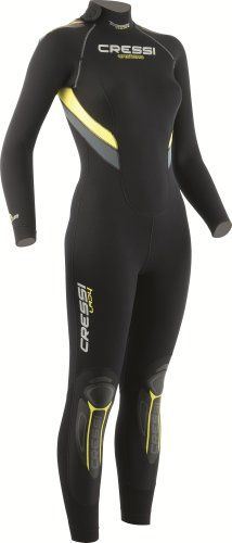 Castoro Lady Wetsuit  5mm 3M *** Want to know more, click on the image. This is an Amazon Affiliate links.