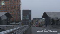 Video: Torre Euravenir a Lilla