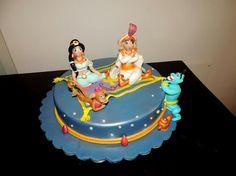 Torte Aladdin / Cake Aladdin