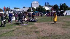 Taupo Medieval Faire 2015 Historical Medieval Battles (HMB) Juggah  a