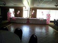 Party decorativa pink