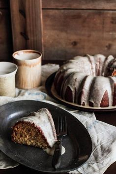 Vanilla Bean Malt Cake / Pastry Affair