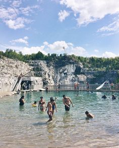 This Hidden Swimming Hole 30 Minutes From Ottawa Is The Perfect Summer Hangout Spot Oh The Places You'll Go, Places To Travel, Places To Visit, Vacation Destinations, Vacation Spots, Holiday Destinations, Vacations, Beaches In Ontario, Ontario Travel