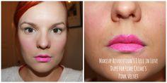 Shy, Strange and a Little Bit Manic: Makeup Revolution's Lime Crime Dupes