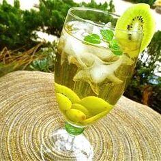 White Sangria with Kiwi Allrecipes.com