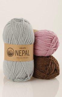 kamelias hobbyblogg: Joruns garn og hobby: Nepal-salg.