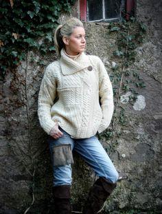 Irish Aran Sweaters - Irish Sweater Shop Dublin Ireland