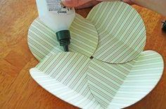 bastelideen papier briefumschlag bunt