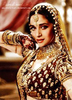 Madhuri Dixit - Devdas (2002)