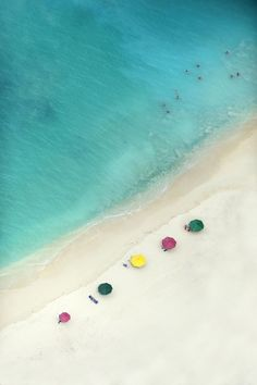 Aerial photographer Tommy Clarke's amazing photographs of the Caribbean island's best beaches