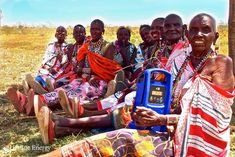 Looking back at one of our all-time favourite womens' groups outside of Duka Moja, Kenya. None of these 3 generations of Maasai women had ever had a radio. They listen to women's programmes and news as often as they can in the Maa language and they LOVE learning. #20Years #20MillionListenersReached · · · · #NonProfit #Education #EducationForAll #Education4All #Learning #Radio #ILoveRadio #Technology #SolarPower #SolarEnergy #CleanEnergy #CleanTechnology #KnowledgeIsPower #InformationIsAid