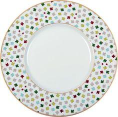 "Porcelana francesa DESHOULIERES - Línea ""Evasion""."