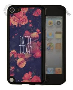 Art Vintage Cool Style Black Back Hard Case Cover For iPod Touch 5th Generation