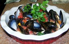 Moment, Allrecipes, White Wine, Seafood, Favorite Recipes, Mussels, Fresh, Butter