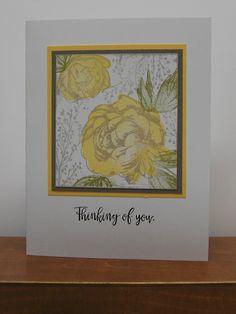 thinking of you card by Lynn Darda