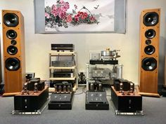 Sound Room, High End Hifi, Diy Speakers, Audio Equipment, Audiophile, Theater, David, Rooms, Technology